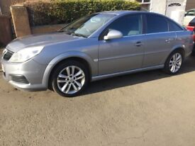 Low mileage Vauxhall vectra 1.8 VVT EXCLUSIV with Full year MOt