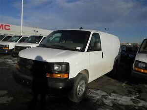 2016 Chevrolet Express 2500 Work Van | Leather | Rubber Flooring