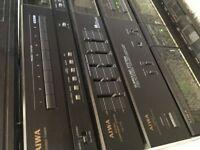 aiwa cx-770 vintage ultra rare stack system