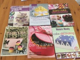 Cake books reduced