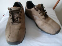 Timberland Leather Shoes Size 7
