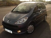 Peugeot 1007 1.4 8v Dolce 3dr/FSH/DRIVES EXCELLENT/BARGAIN