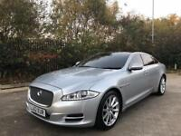 JAGUAR XJ-L 3.0D LUXURY LWB, SAT NAV, PAN ROOF, PX