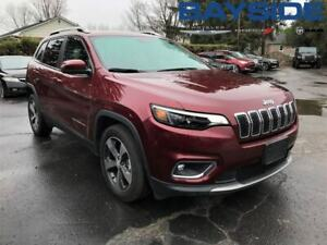 2019 Jeep Cherokee Limited | FWD | BLUETOOTH