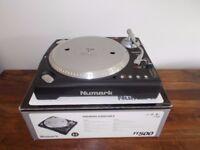 Numark tt500 direct Drive Turntable/technics 1210-1200 alternative/uk delivery