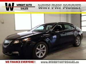 2012 Acura TL | LEATHER| SUNROOF| BLUETOOTH| HEATED SEATS| 61,30