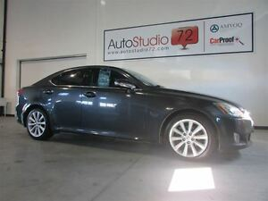 2010 Lexus IS 250 **PUSH START**JAMAIS ACCIDENTÉ**TRÈS PROPRE**