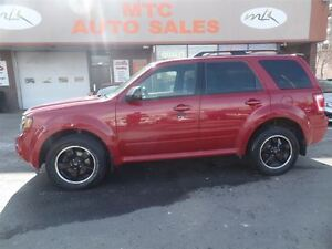 2010 Ford Escape XLT Automatic 2.5L, 4X4