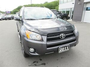 2011 Toyota RAV4 Sport *4WD *Heated Leather *Sunroof