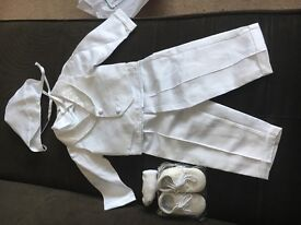 Baby boys special occasion outfit