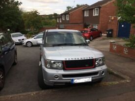 "Range Rover Supercharged 4.2 LPG coversion ""Head Turner"""