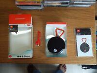 JBL Clip 2 Portable Speaker Bluetooth Waterproof