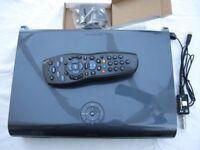2 TB Sky HD box + accessories