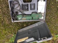 Bosch saw in carry case