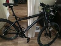 Men's ghost mountain bike