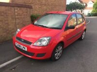 2008 '08' Ford Fiesta 1.25 Style 75 GENUINE 34,900 miles Full 6 Stamp Ford History Mot June 19