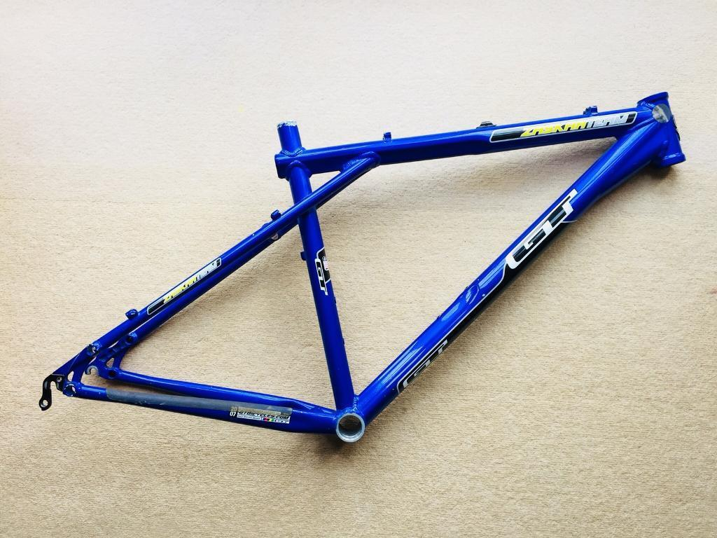GT Zaskar Team MTB Mountain Bike Frame 18.5\