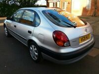 1999 Toyota Corolla 1.3 SE Limited Edition Very economic. Not nissan 1.6 1.4 honda