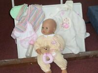 Sale on Dolls and accessories- Baby Annebell