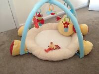 Mothercare Farmyard Baby Gym