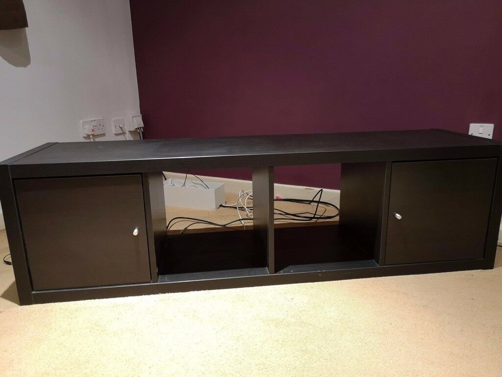 Ikea Kallax Shelving Unit Tv Stand In Poole Dorset Gumtree