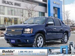 2013 Chevrolet Avalanche LTZ RARE UNIT , HARD TO FIND
