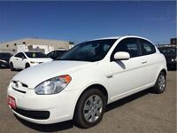 2010 Hyundai Accent LOW km, LOW PAYMENT*LOADED**A/C**MANUAL*