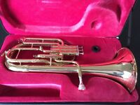 Tenor Horn Eb by John Packer JP272