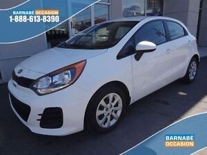 2016 Kia Rio LX+ AUTOMATIQUE - BLUETOOTH