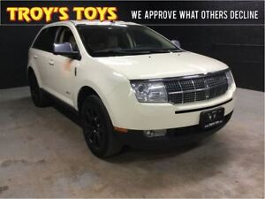 2008 Lincoln MKX Base **LUXURY** Leather Interior