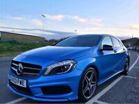 Mercedes-Benz A Class 1.8 A200 CDI AMG Sport 5dr Top Specs