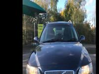 VOLVO V70 2.4 T 5dr **7 SEATER**LOW MILES**GOOD SERVICE HISTORY**FULL LEATHER** (blue) 2000
