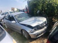 BMW E46 COUPE IN FOR BREAKING SPARES PARTS CHELMSFORD ESSEX LONDON