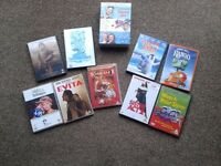 DVD Collection.