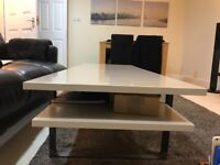 Light Grey Coffee Table