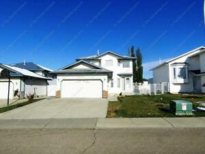 LARGE 3 BED+ DEN, 2.5 BATH WITH DBL ATTACHED GARAGE IN N.W. Edmonton Edmonton Area image 1
