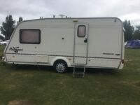 BAILEY PAGEANT MONARCH ENDWASHROOM SEPERATE SHOWER **MOTOR MOVER FULL AWNING**