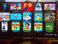 NEW ANROID TV BOX 2GB +16GB 64BIT KODI 16 FULLY LOADED BOX OFFICE MOVIES LIVE SPORT ALL FREE