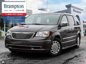 2015 Chrysler Town & Country LIMITED | TRADE-IN | CLEAN CARPROOF