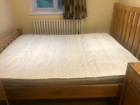 King size mattress - spring - QUICK SALE