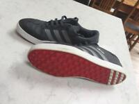 Pair of Adidas adicross Golf Shoes Size 8