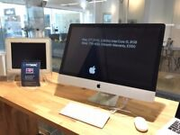 iMac 27″ 2010, 2.8GHz Intel Core i5, 8GB RAM, 1TB HDD, 3 Month Warranty, £550
