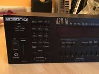 Ensoniq ASR10 Rack, 16MB, SCSI, Waveboy, CHEAP PRICED TO SELL!!!!