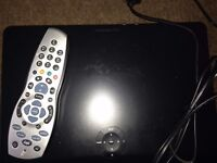 Sky Plus (Sky +) HD Box With Remote And Power Lead
