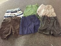 Bundle of 70 6-9 months baby boy clothes