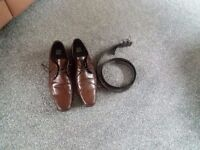 Shoes Brown Size 10