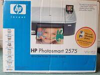 HP Photosmart 2572 all-in-one printer/scanner/copier