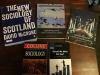 Sociology Books (5)