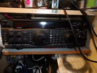 yaesu ft-920 hf and 6mtrs in good condition just had a check over in good health