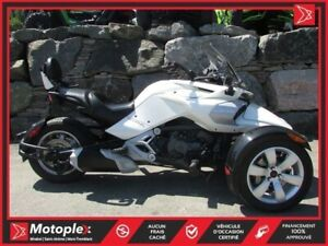 2015 Can-Am Spyder  F3 SE6 COMME NEUF ! - 78$/SEMAINE